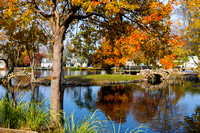 Autumn in Heckscher Park - Huntington, NY